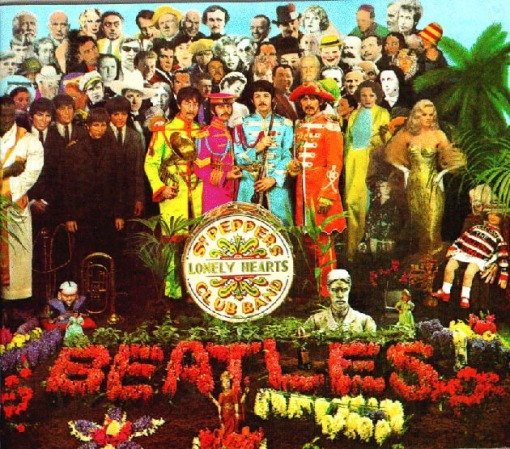"""Sgt. Pepper Lonely Hearts Club Band"" - Psicodelia"